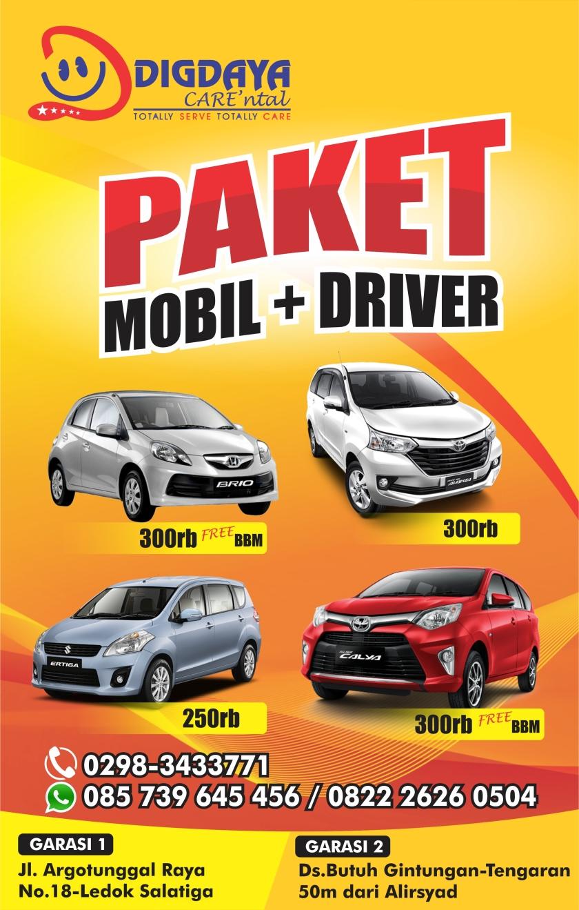 Rental Mobil Salatiga Tarif Mulai 300rb 12jam Supir Laman 2 Wa 085739645456
